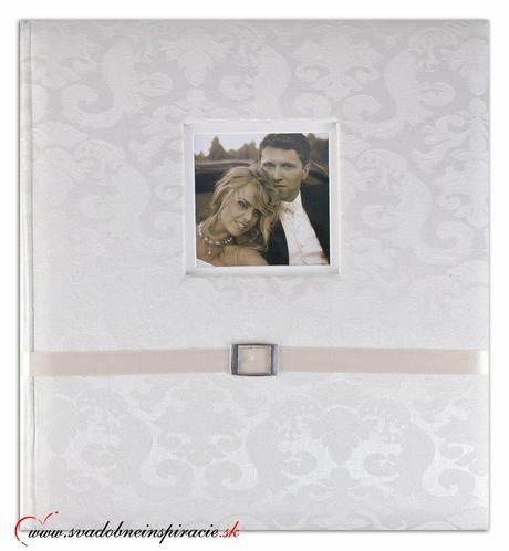Nádherný svadobný fotoalbum THALIA Classic,