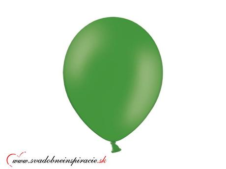 Perleťové balóniky - Zelené (20 ks za 2,20 Eur),