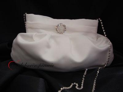 Svadobná kabelka EVELYN,