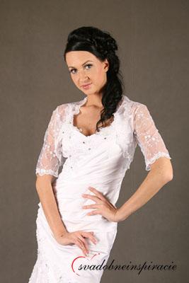 Svadobné bolerka a kožušky , 30