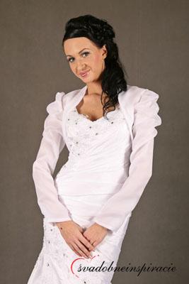 Svadobné bolerka a kožušky , 36