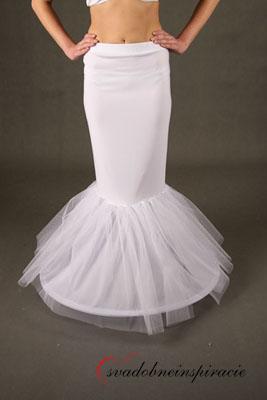 Svadobné spodničky,