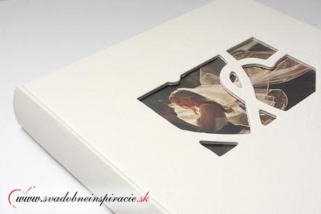 Svadobný fotoalbum ADELE Classic 100stran,