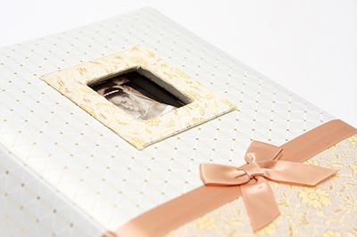 Svadobný fotoalbum ANNA /15x21 cm, 100 ks/,