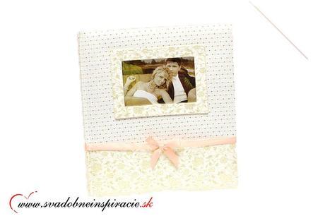Svadobný fotoalbum ANNA Classic (60 strán),