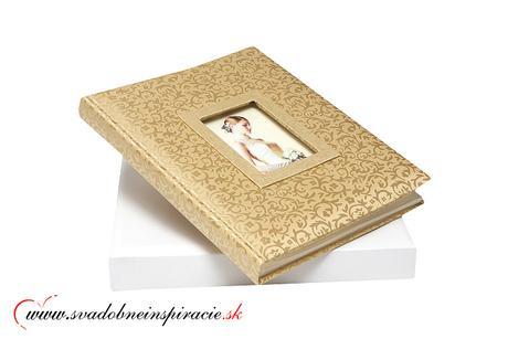 Svadobný fotoalbum CHARLOTTE Classic (60 strán) ,