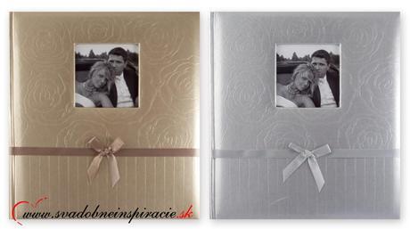 Svadobný fotoalbum ERICA Classic (100 stranový),