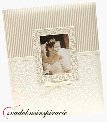 Svadobný fotoalbum LAURA Classic (20 strán),