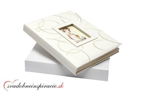 Svadobný fotoalbum LEA Classic (40 stranový),