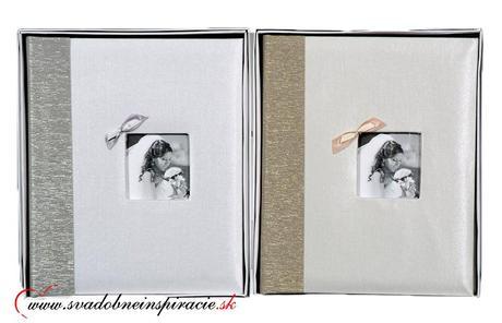 Svadobný fotoalbum LUISA Classic (40 strán) ,