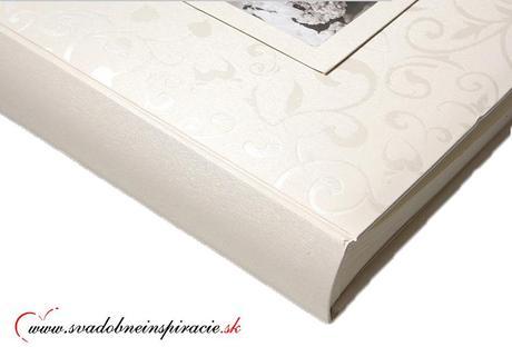 Svadobný fotoalbum SIMONE Classic (100 stranový),