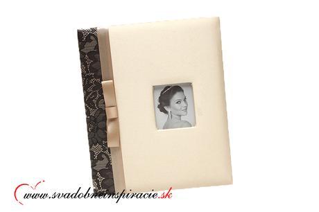 Svadobný fotoalbum SOPHIA Darčekové balenie ,