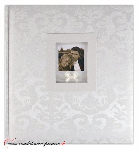 Svadobný fotoalbum TANIA Classic (100 stranový),