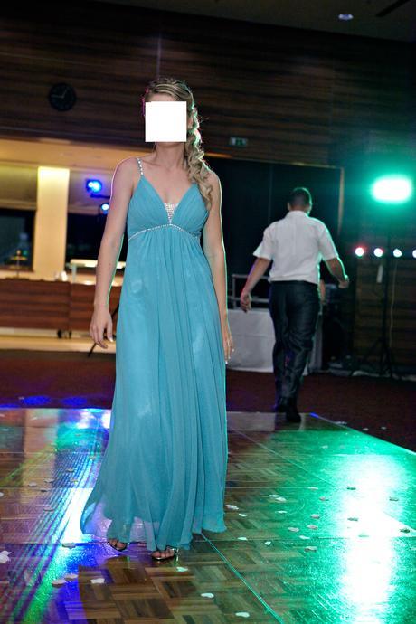 Spoločenské šaty 36-38, 36