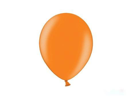 Balón metalický 27cm - rôzne farby,