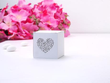 Krabička Heart ornament ,