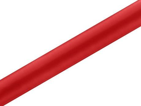 Satén 36cmx9m - rôzne farby,