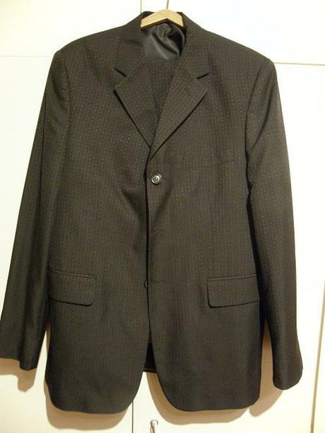 Pánsky oblek , 50