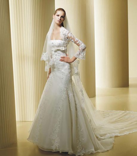svadobné šaty Forma LA SPOSA, 38