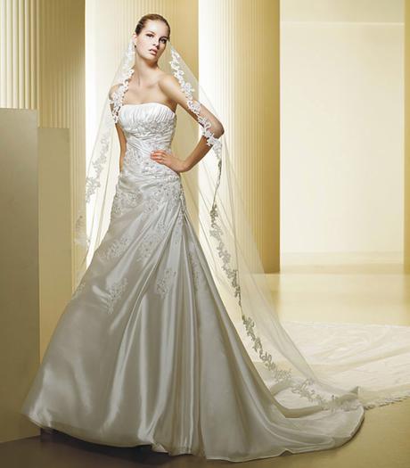 svadobné šaty Fosca LA SPOSA, 38