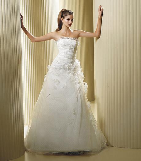svadobné šaty Fuente LA SPOSA, 38