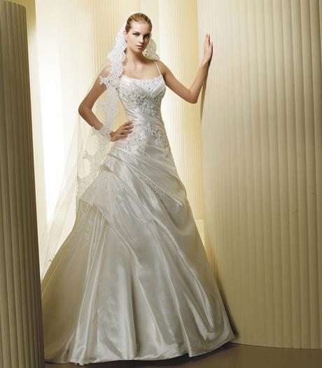 svadobné šaty Fugaz LA SPOSA, 38