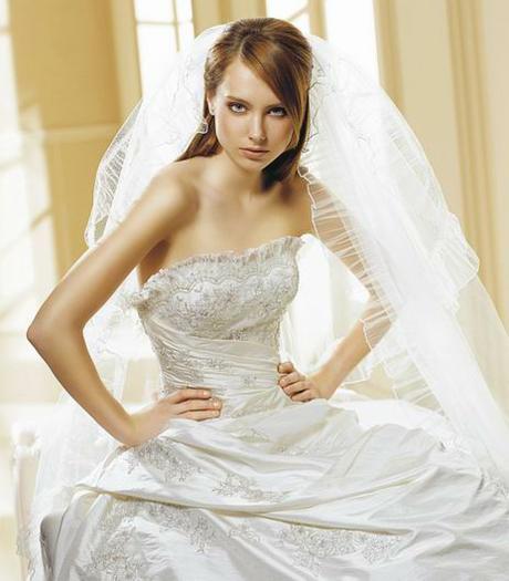 svadobné šaty Merida LA SPOSA, 36