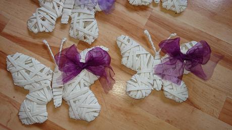 Motýli z ratanu ,