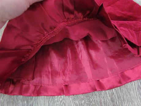 slavnostní šaty M&Co vel. 92, 92