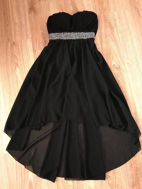 Asymetrické šaty XS-S, XS