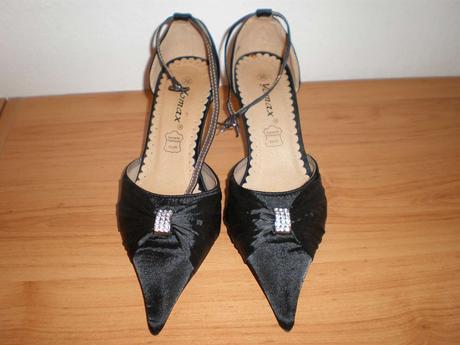 Saténové topánočky., 36