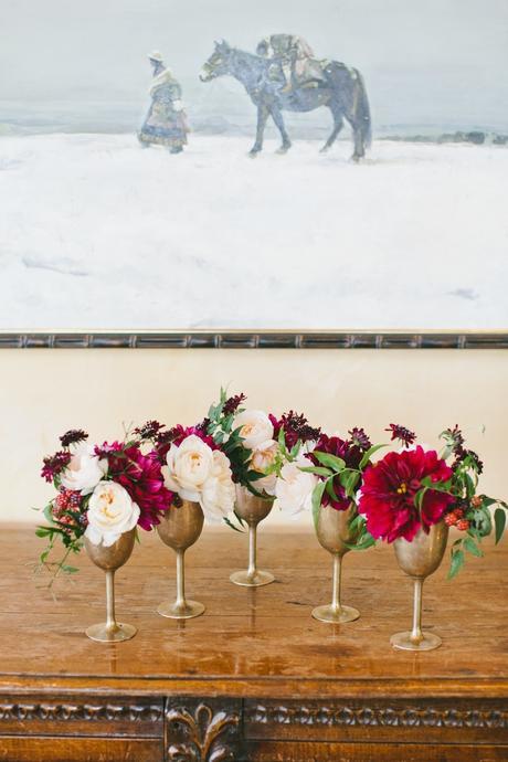 6 sběratelských alpakových pohárků,