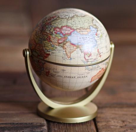 Globus - rezervace,