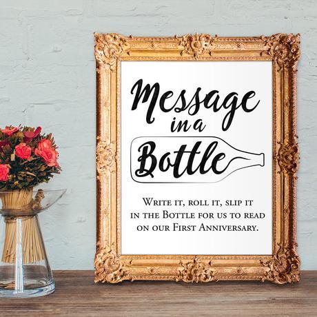 Vzkaz v lahvi aneb 2 lahve s korkovým uzávěrem,