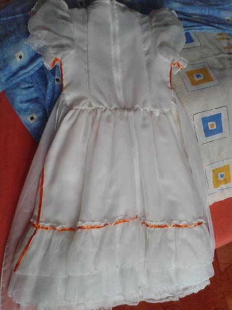 Šaty na prve sv.prijmanie, alebo na svadbu, 134