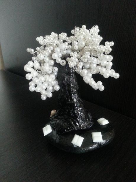 Perlový stromček.,