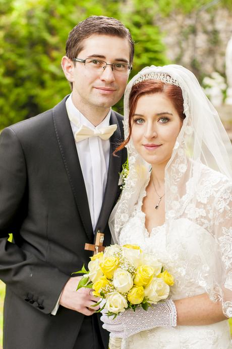 Strieborná svadobná korunka ,