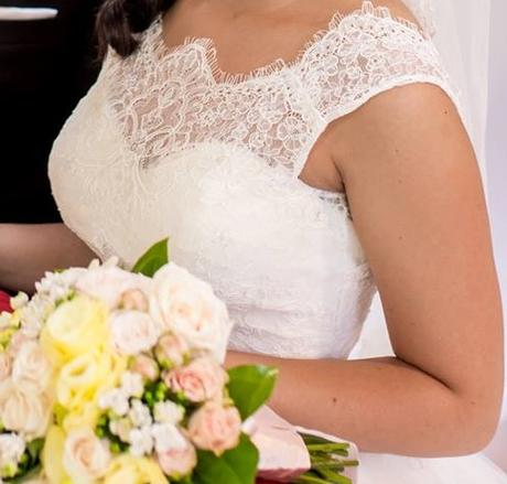 svadobné šaty VERISE BRIDAL, 38