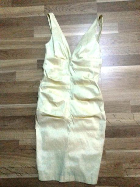 Zlaté šaty- Pretty women, 36