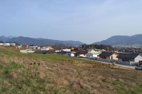 Stavebný pozemok Žilina- Južné Terasy,