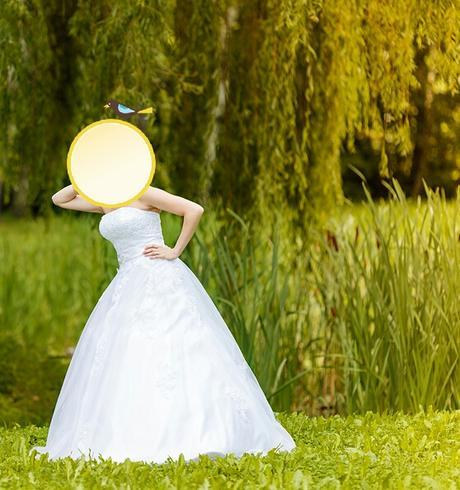 Korzetove svatebni šaty, 34