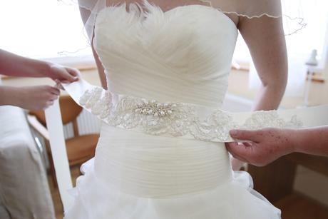 Svadobné šaty Pronovias, 36