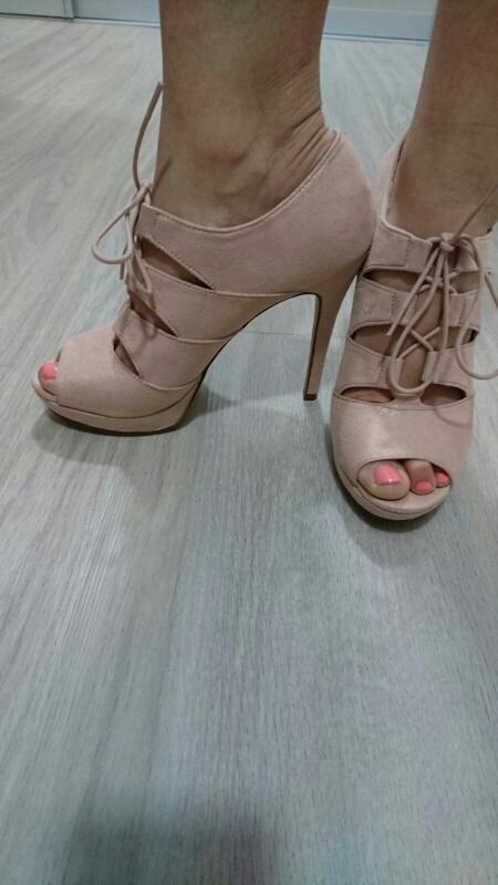 Boty na šněrování, 38