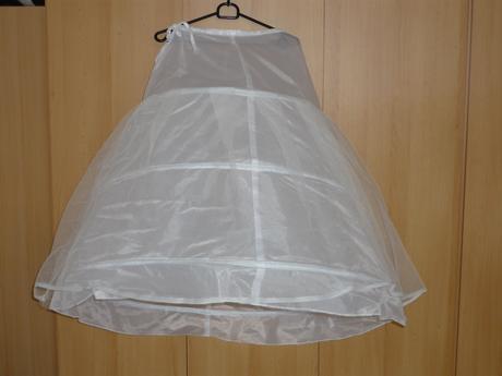 Kruhová spodnice - široká, 3 kruhová,