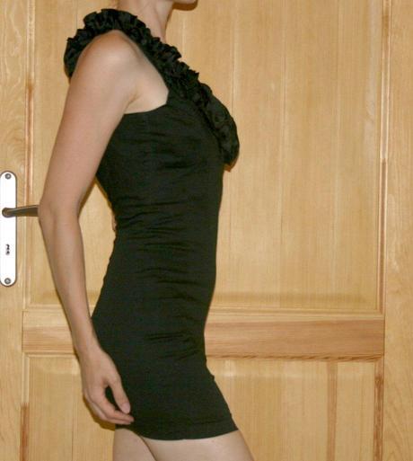 Černé společenské šaty vel 34 / New look, 34