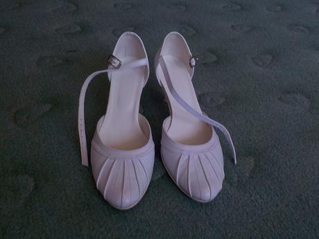 snehovobiele topánky, 39
