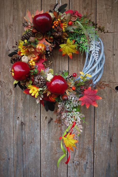 Jesenný veniec,