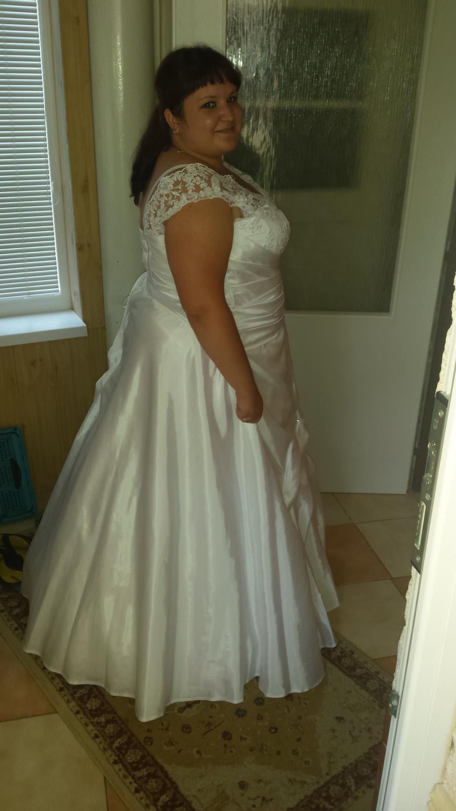d7dc08e104c5 Svadobné šaty 46