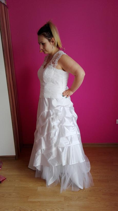 Svadobné šaty 44, 46,48,50, 46