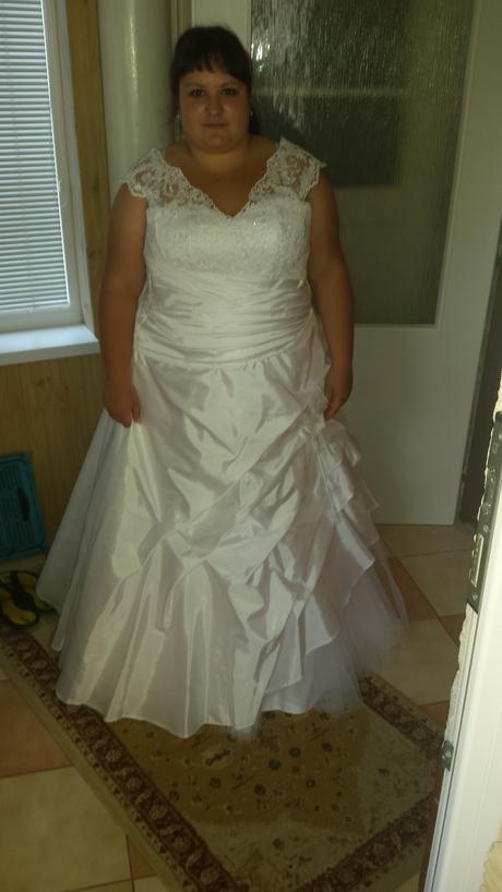 Svadobné šaty 46,48,50, 46